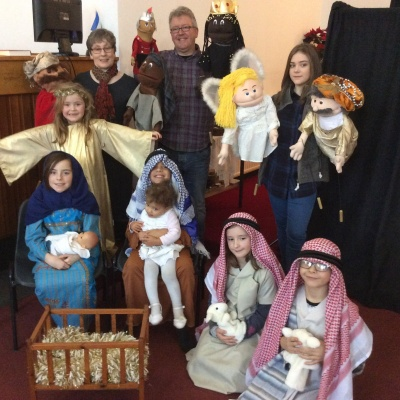 Laxey Puppets 1