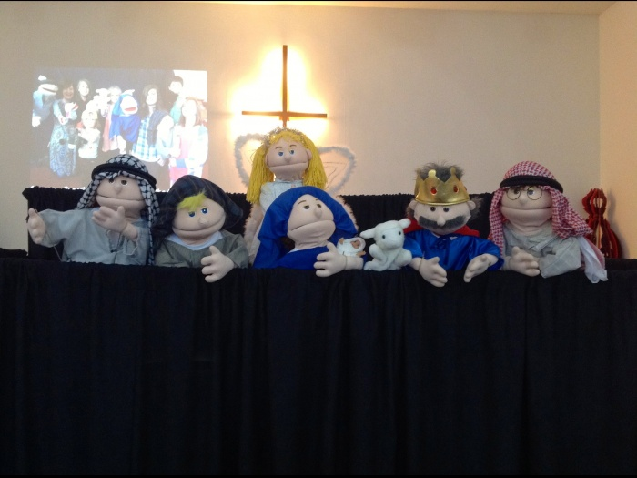 Laxey Puppets 2