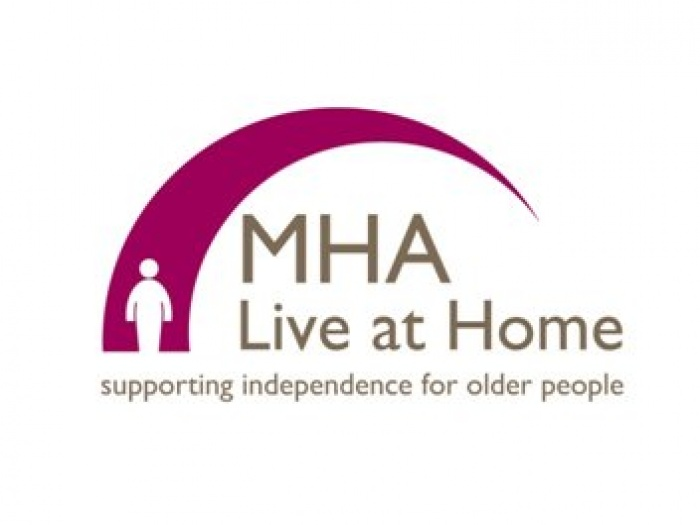 Live at Home logo