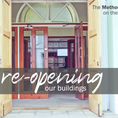 Reopening our buildings